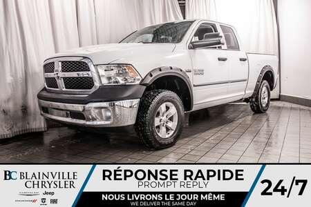2014 Ram 1500 EXPRESS * QUAD CAB * BOITE DE 6.4'' * 6 PASSAGERS for Sale  - BC-P1494  - Blainville Chrysler