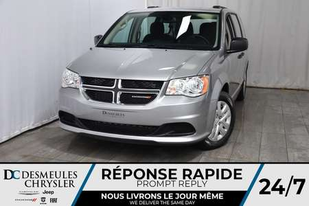 2019 Dodge Grand Caravan Canada Value Package for Sale  - 90311  - Desmeules Chrysler
