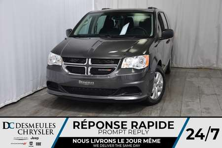 2019 Dodge Grand Caravan Canada Value Package for Sale  - DC-90312  - Desmeules Chrysler