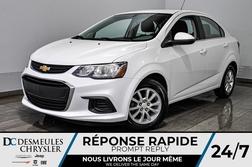 2018 Chevrolet Sonic LT *A/C *Cam de recul *Banc chauff  - DC-D1625  - Desmeules Chrysler