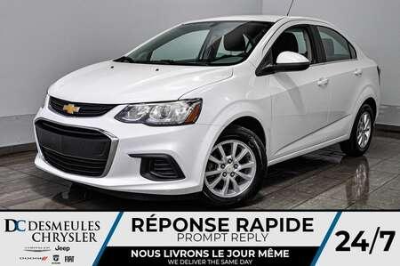 2018 Chevrolet Sonic LT *A/C *Cam de recul *Banc chauff for Sale  - DC-D1625  - Desmeules Chrysler