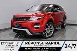 2013 Land Rover Range Rover Evoque Dynamic Premium + a/c + bancs chauff + toit ouv  - DC-D1820  - Blainville Chrysler