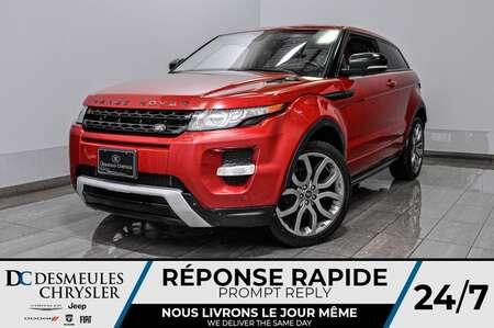 2013 Land Rover Range Rover Evoque Dynamic Premium + a/c + bancs chauff + toit ouv for Sale  - DC-D1820  - Blainville Chrysler