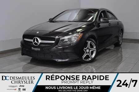 2015 Mercedes-Benz CLA-Class CLA 250 + bancs chauff + a/c + bluetooth for Sale  - DC-D1845  - Desmeules Chrysler