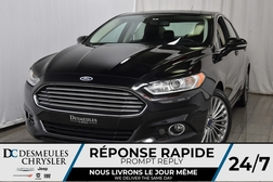2016 Ford Fusion Titanium * AWD * Toit Ouvr. * Cam. Rec. * NAV  - DC-A0985  - Desmeules Chrysler