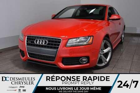 2012 Audi A5 2.0L Premium * Toit Ouvr * Automatique * for Sale  - DC-M1472A  - Desmeules Chrysler