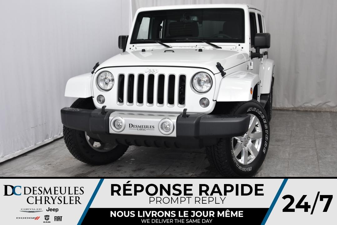 2018 Jeep Wrangler  - Blainville Chrysler