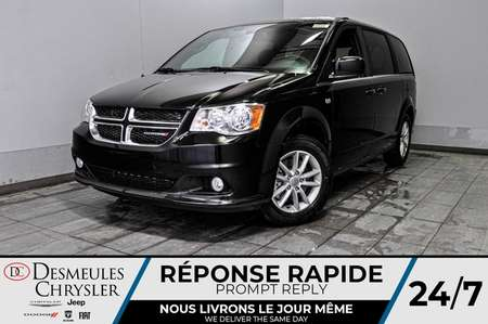 2019 Dodge Grand Caravan SXT 35th Anniversary Edition + BLUETOOTH *82$/SEM for Sale  - DC-91293  - Desmeules Chrysler