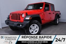 2020 Jeep Gladiator Sport S + BLUETOOTH + CAM RECUL * 178$/SEM  - DC-20034  - Blainville Chrysler