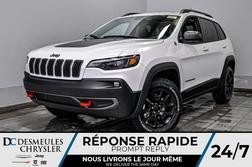 2020 Jeep Cherokee Trailhawk Elite + WIFI + BANCS CHAUFF *131$/SEM  - DC-20351  - Desmeules Chrysler