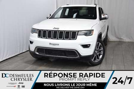 2018 Jeep Grand Cherokee - for Sale  - DC-80872  - Desmeules Chrysler