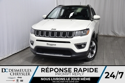 2018 Jeep Compass Limited - 97$/SEM - Apple Carplay - Tow Pack *WOW  - DC-81155  - Desmeules Chrysler