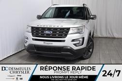 2017 Ford Explorer XLT * Toit Ouvr. Pano. * Cam. Rec. * Bancs Chauff  - DC-A1074  - Desmeules Chrysler