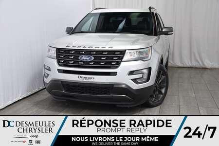 2017 Ford Explorer XLT * Toit Ouvr. Pano. * Cam. Rec. * Bancs Chauff for Sale  - DC-A1074  - Desmeules Chrysler
