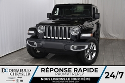 2018 Jeep Wrangler Unlimited Sahara  - 81258  - Blainville Chrysler
