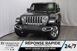 2018 Jeep Wrangler Unlimited Sahara  - DC-81286  - Blainville Chrysler