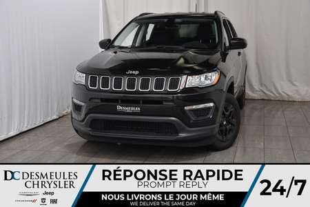 2018 Jeep Compass Sport for Sale  - 81292  - Desmeules Chrysler