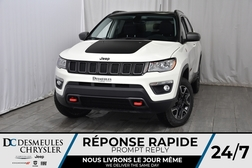 2018 Jeep Compass Trailhawk  - 81296  - Desmeules Chrysler