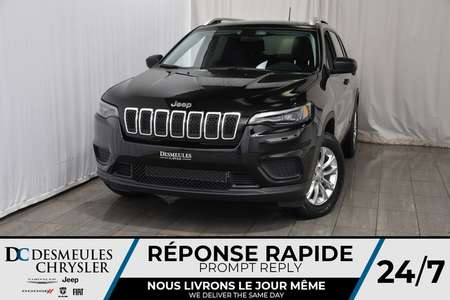 2019 Jeep Cherokee Sport for Sale  - DC-90004  - Blainville Chrysler
