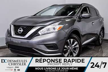 2017 Nissan Murano S *A