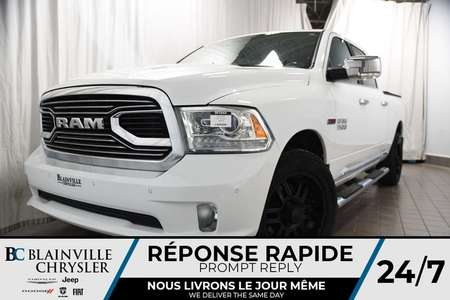 2016 Ram 1500 125$/SEM+LONGHORN LIMITED CREW CAB+CUIR+TOIT+MAGS for Sale  - BC-90164A  - Desmeules Chrysler