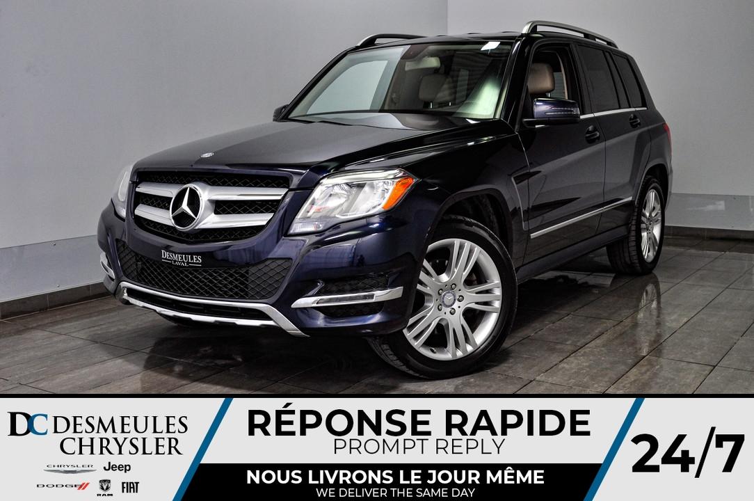 2013 Mercedes-Benz GLK-Class  - Blainville Chrysler