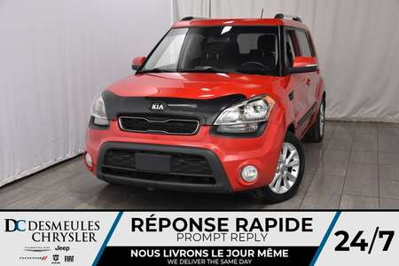 2013 Kia Soul Hitch Remorque * Sièges Chauffants * A/C for Sale  - DC-A1108  - Desmeules Chrysler