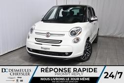 2015 Fiat 500L Lounge * Toit Ouvr Pano * GPS * Cam Rec * Beats  - DC-51768  - Desmeules Chrysler