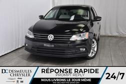 2015 Volkswagen Jetta Sedan TDI * Cuir * Toit Ouvr. * Bouton Start * Cam. Rec.  - DC-81283B  - Desmeules Chrysler