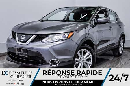 2018 Nissan Qashqai S *Toit ouvr *A/C *Bouton Start *Mode ECON for Sale  - DC-D1632  - Desmeules Chrysler