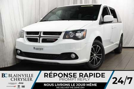 2018 Dodge Grand Caravan 83$ SEM+GT+CUIR+BANC CHAUFFANT+ for Sale  - BC-P1126  - Desmeules Chrysler