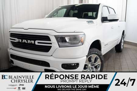 2020 Ram 1500 Big Horn North Edition Crew Cab for Sale  - BC-20046  - Blainville Chrysler