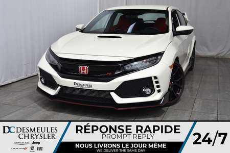 2018 Honda Civic Type R Cam Rec * Cam Angle Mort * Freins Brembo * NAV for Sale  - DC-M1254  - Blainville Chrysler