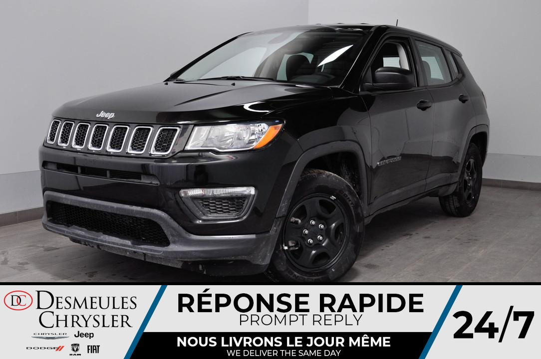 2019 Jeep Compass  - Desmeules Chrysler