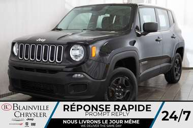 2016 Jeep Renegade SPOR