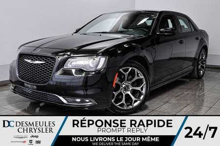 2018 Chrysler 300 300S *CAM recul *MODE SPORT * A/C for Sale  - DC-D1626  - Blainville Chrysler