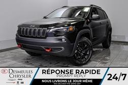 2020 Jeep Cherokee Trailhawk Elite + UCONNECT + BANCS CHAUFF*120$/SEM  - DC-20375  - Blainville Chrysler
