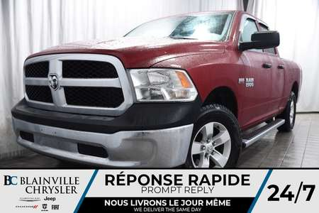 2015 Ram 1500 84$/SEM + QUAD CAB + V8 5.7L + JAMAIS ACCIDENTÉ for Sale  - BC-80321A  - Desmeules Chrysler
