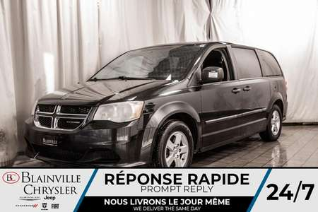 2011 Dodge Grand Caravan SE * CHAUFFAGE TRI-ZONE * BAS KM * MAGS * PROPRE * for Sale  - BC-P1520  - Blainville Chrysler