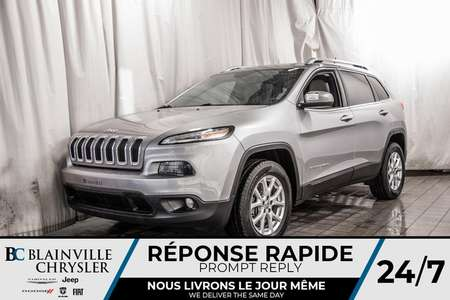 2015 Jeep Cherokee * NORTH * 4X4 * DÉMAREUR * BLUETOOTH * for Sale  - BC-P1532  - Blainville Chrysler