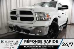 2016 Ram 1500 OUTDOORSMAN * QUAD CAB * 3.0L DIESEL * BLUETOOTH  - BC-P1317  - Blainville Chrysler