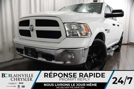 2016 Ram 1500 OUTDOORSMAN * QUAD CAB * 3.0L DIESEL * BLUETOOTH for Sale  - BC-P1317  - Blainville Chrysler
