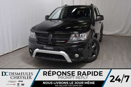 2018 Dodge Journey Crossroad AWD for Sale  - DC-81241  - Blainville Chrysler