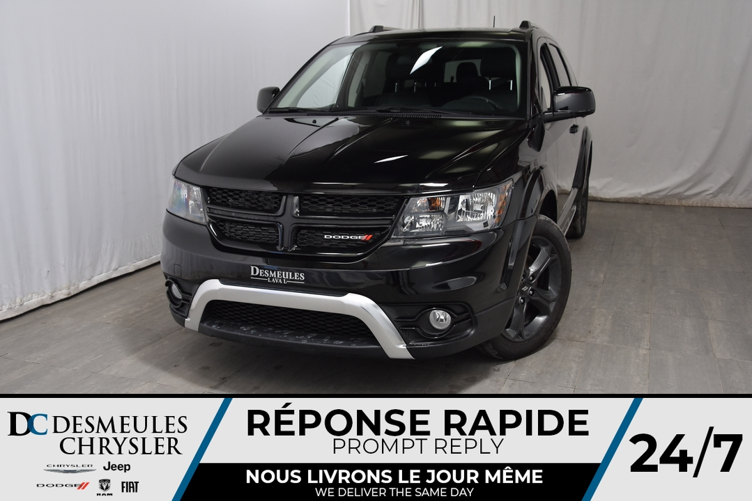 2018 Dodge Journey  - Desmeules Chrysler