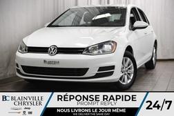 2016 Volkswagen Golf 50$/SEM + TSI + CAM RECUL + MAGS + SIÈGES CHAUFF.  - BC-P1185A  - Desmeules Chrysler