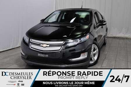 2014 Chevrolet Volt Hybride * Cam Rec * Sièges Chauffants * Bout Démar for Sale  - DC-M1218  - Desmeules Chrysler