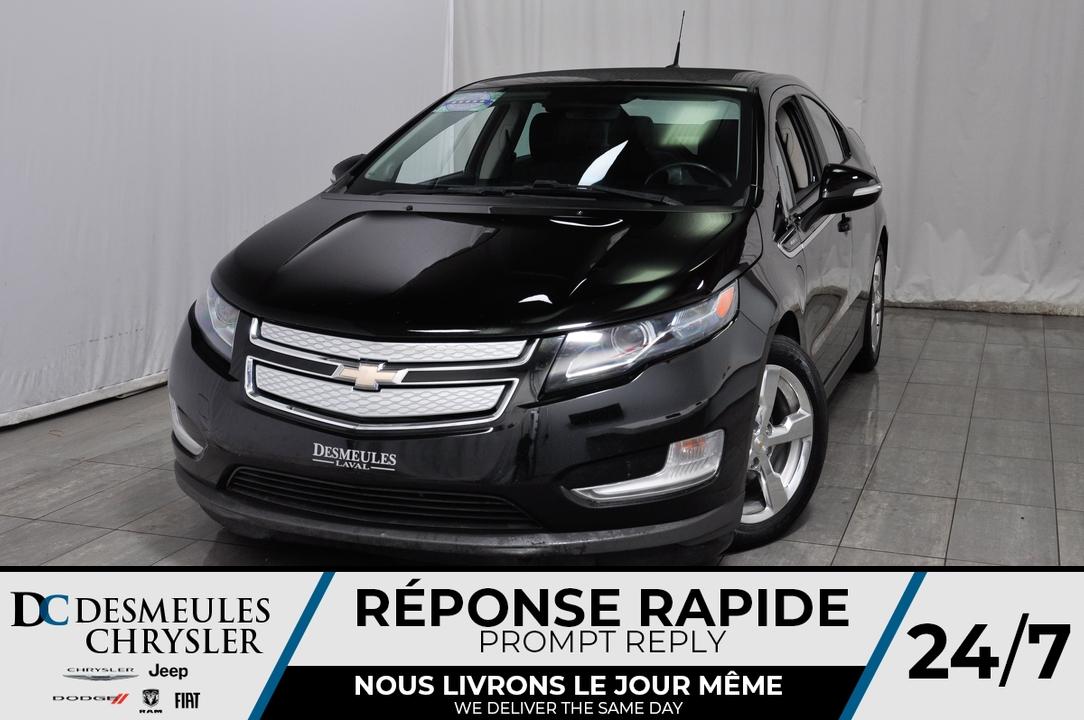 2014 Chevrolet Volt  - Desmeules Chrysler