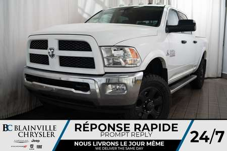 2015 Ram 2500 OUTDOORSMAN * CUMMINS * for Sale  - BC-P1362  - Blainville Chrysler