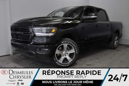 2020 Ram 1500 Sport Crew Cab+ BANCS CHAUFF + BLUETOOTH *151$/SEM for Sale  - DC-20071  - Desmeules Chrysler