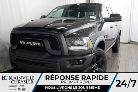 2019 Ram 1500 Classic Express Crew Cab for Sale  - BC-90360  - Blainville Chrysler